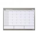 Bantex deskpad A4 undated monthly