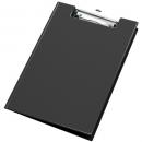 Bantex pvc clipfolder A4 black
