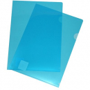 Beautone letter file A4 pack 10 blue