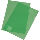 Beautone letter file A4 pack 10 green