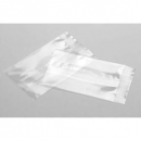 Heat sealer poly bags medium duty 50um 100x150 pack 100