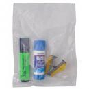 Heat sealer poly bags medium duty 50um 150x230 pack 100