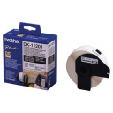 Brother dk-11201 standard address labels 29 x 90mm white roll 400