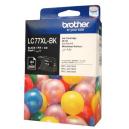 Brother lc-77xlbk inkjet cartridge high yield black