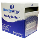Bubble wrap sealed air 400mm perforated roll 340mm x 50m