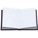 Collins notebook A5 240 page feint