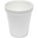 Capri foam cups 8oz 225ml box 1000