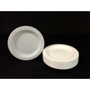 Castaway plastic plates 230mm pack 50