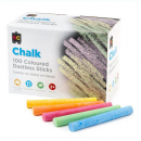Chalk coloured box of 100