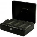 Esselte cash box classic no12 size 300 x 230 x 90mm black