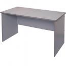 Rapid vibe open desk 1500 x 750 x 730mm grey