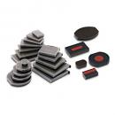 Colop e40 spare pad replacement black