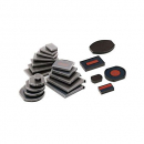 Colop e50 spare pad replacement black