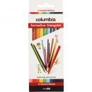 Columbia coloured pencils formative pack 10