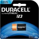 Duracell DL123A 3V battery