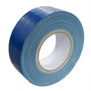 Cloth tape 48mm x 25m blue