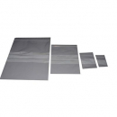 Clip seal bags resealable plastic 150x200 pkt 100