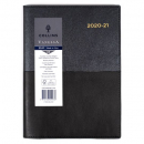 Debden financial year spiral diary A5 week to view black