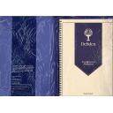 Debden fashion compendium A4 pu purple