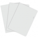 Deli ultra letter file clear box 100