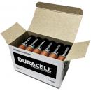 Duracell mn1500 alkaline battery coppertop AA