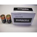 Duracell mn1300 alkaline battery coppertop D