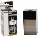 Esselte magnetic paper clip dispenser small
