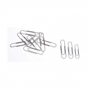 Esselte paper clip large 33mm pack 100