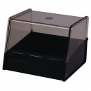 Esselte card box 127 x 203mm charcoal