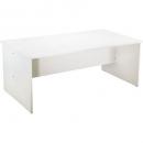 Rapid vibe open desk 1800 x 900 x 730mm white