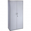 Rapid vibe cupboard lockable 1800 x 900 x 450mm grey