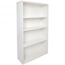 Rapid vibe bookcase 4 shelf 900 x 315 x 1800mm white