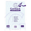 Graph pad gormack A4 2mm isometric 50 sheets