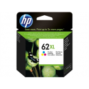 Hp 62xl inkjet cartridge high yield colour