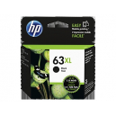 Hp 63xl inkjet cartridge high yield black