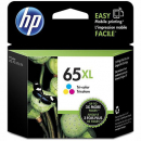 Hp 65xl inkjet cartridge 300 pages tri colour