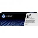Hp cb435a no 35a laser toner cartridge black