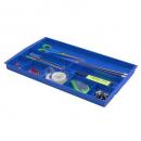 Italplast drawer tidy blueberry