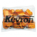 Kevron ID5 keytags orange pack 50