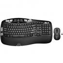 Logitech K550 wireless keyboard