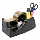 Marbig dual tape dispenser for packaging and standard tape