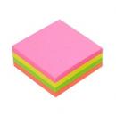 Marbig cube notes 75x75mm brilliant 80sht