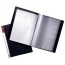 Marbig clearview display book 76 pocket black