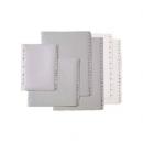 Marbig divider pp A4 A-Z tab white