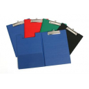 Marbig pvc clipfolder A4 blue