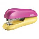 Rapid F6 half strip funky stapler 20 sheet pink/yellow