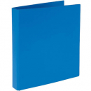 Marbig summer colours ring binder 25mm 2 ring A4 blue