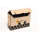Marbig enviro storage box 375l 135w 260h