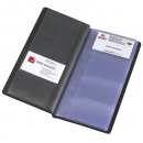 Marbig business card holder 96 capacity indexed A-Z