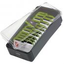 Marbig business card box 400 capacity